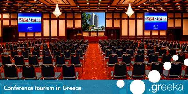 Conference tourism in Greece