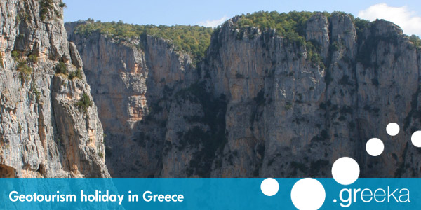Geotourism holidays in Greece