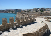 Heraklion Fortress and Town