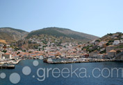 Town of Hydra