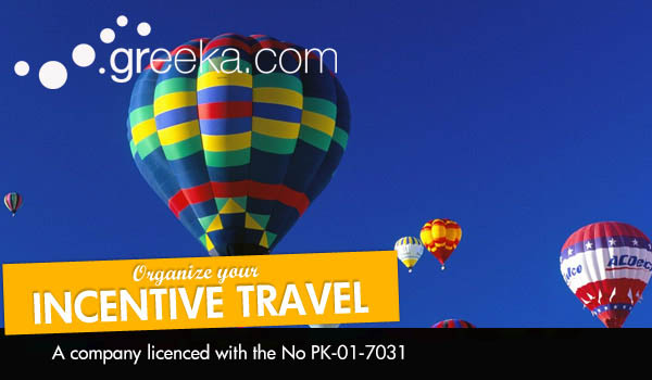 Greece incentive travel