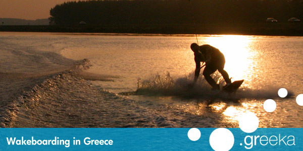 Greece Wakeboarding