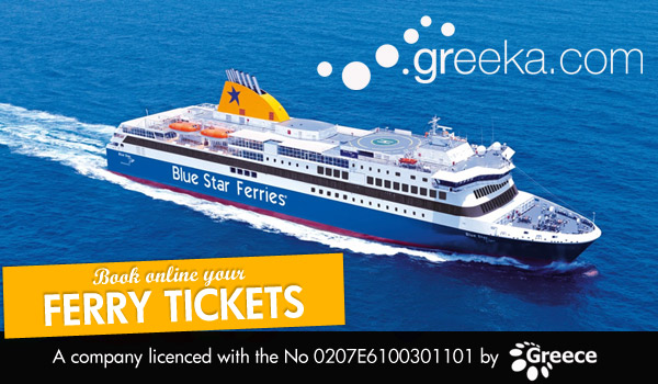 Ferries To Greek Islands From Turkey