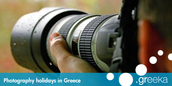 Photography holidays in Greece