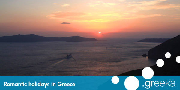 Romantic holidays in Greece