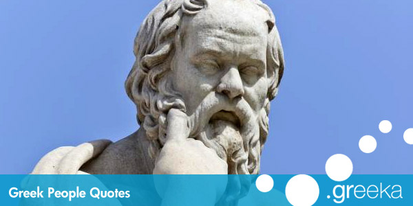 Famous Greek Quotes List Greekacom