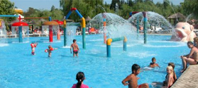 Pools in Corfu Aqualand