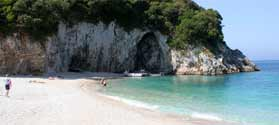 Discover Corfu beaches