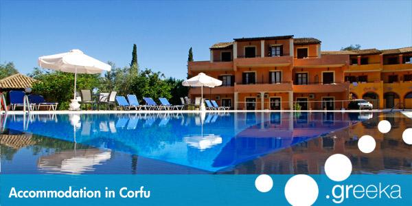Corfu Palace Hotel Beach