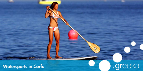 Corfu watersports