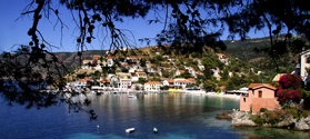 Picturesque village of Assos