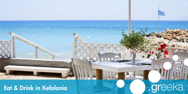Eat and Drink in Kefalonia