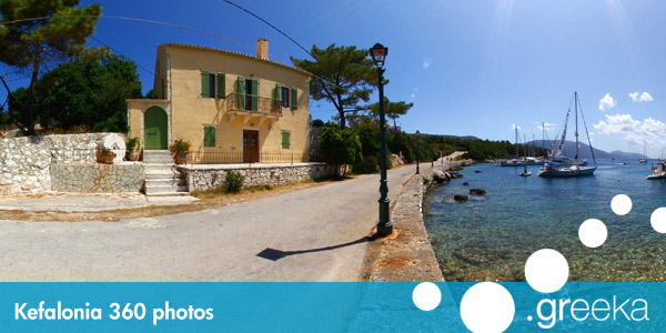 360 picture of Kefalonia, Greece