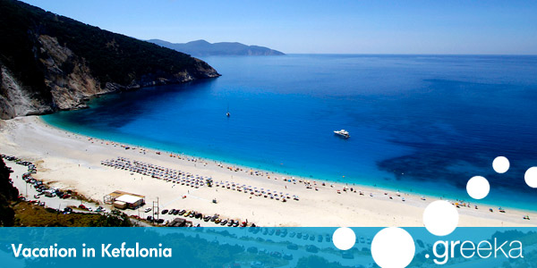 Kefalonia vacation