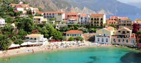 Discover Kefalonia villages