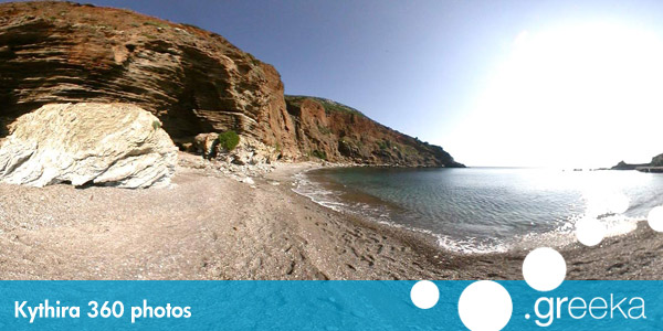 360 picture of Kythira, Greece