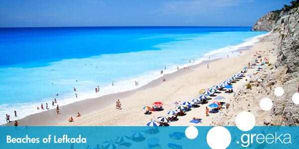 Best Beaches In Lefkada Greece