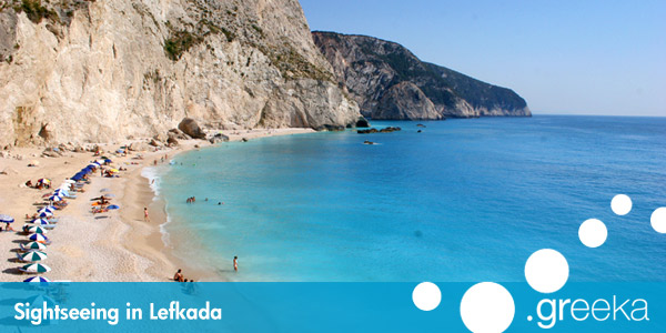 Lefkada sightseeing