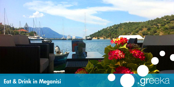 Eat and Drink in Meganisi