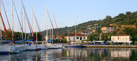 Private yachts in Vathy
