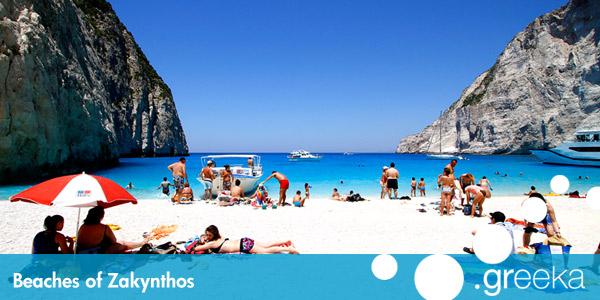 Best 28 Beaches In Zakynthos Island