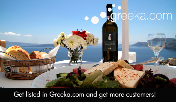 Advertise on www.greeka.com