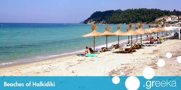 Best 62 Beaches in Halkidiki Greece Greekacom