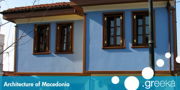 Macedonia architecture