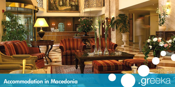Macedonia hotels