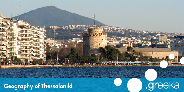 Thessaloniki Geography