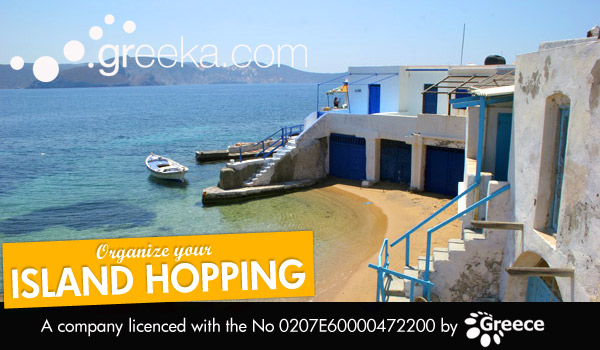 Milos Island Hopping Packages