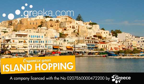 Naxos Island Hopping Packages