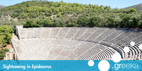 Epidaurus sightseeing
