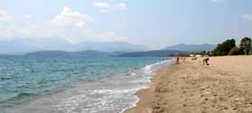 Discover Gythio beaches