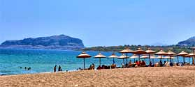 Discover Monemvasia beaches