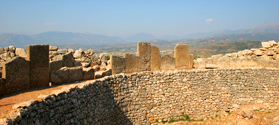 Athens tour to Mycenae