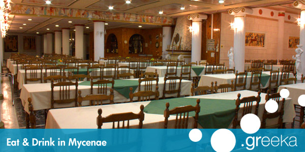 Eat and Drink in Mycenae