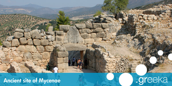 Mycenae ancient site