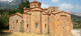 Churches from Byzantine times