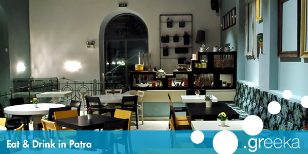 Eat and Drink in Patra