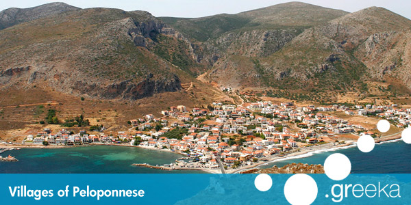 Car Payments >> Best villages in Peloponnese, Greece - Greeka.com