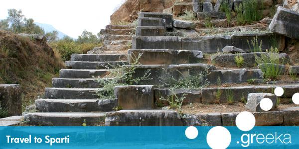 Ways to Travel to Sparti, Greece - Greeka.com