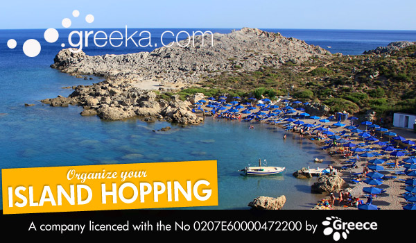 Rhodes Island Hopping Packages