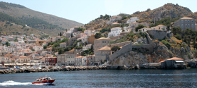 Day cruise to Hydra and Aegina
