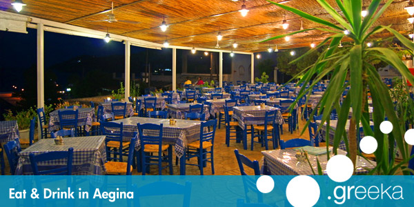 Eat and Drink in Aegina