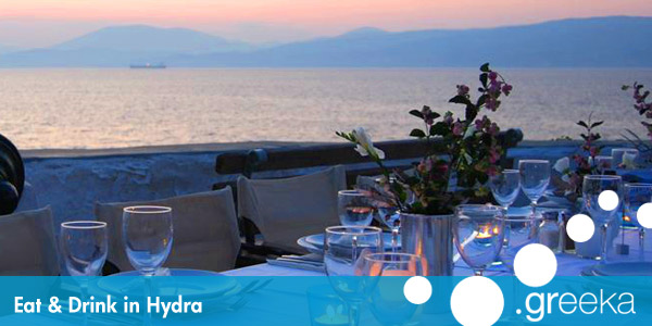 Eat and Drink in Hydra