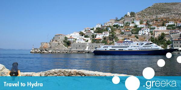 Greek Island Hydra Beaches