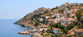 Day trip to Hydra from Athens