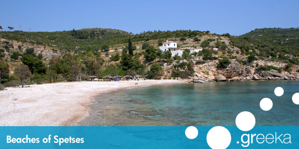 Spetses beaches