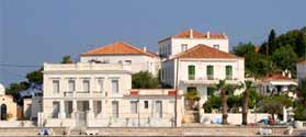 Discover Spetses villages